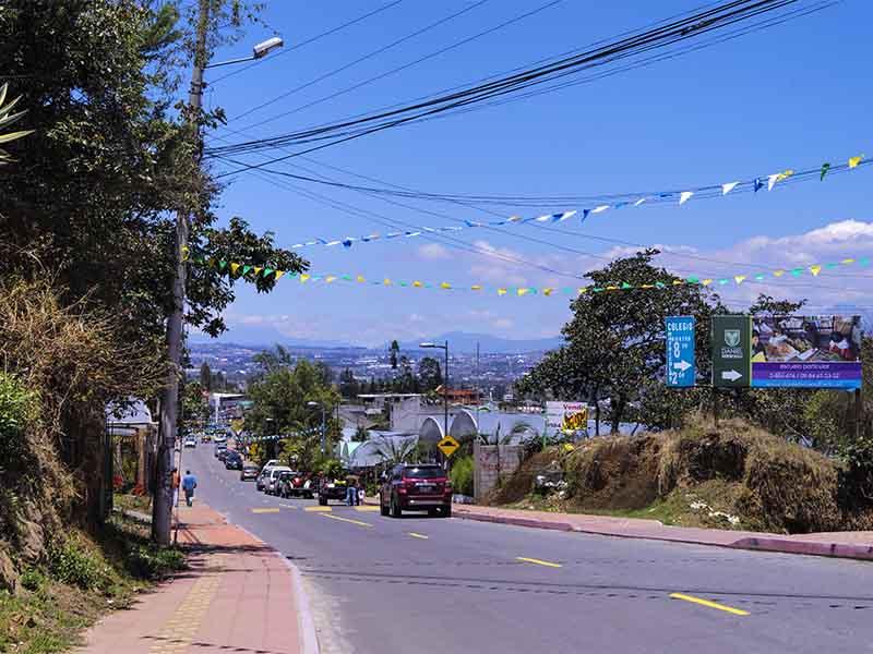 Las Palmas - Nayón