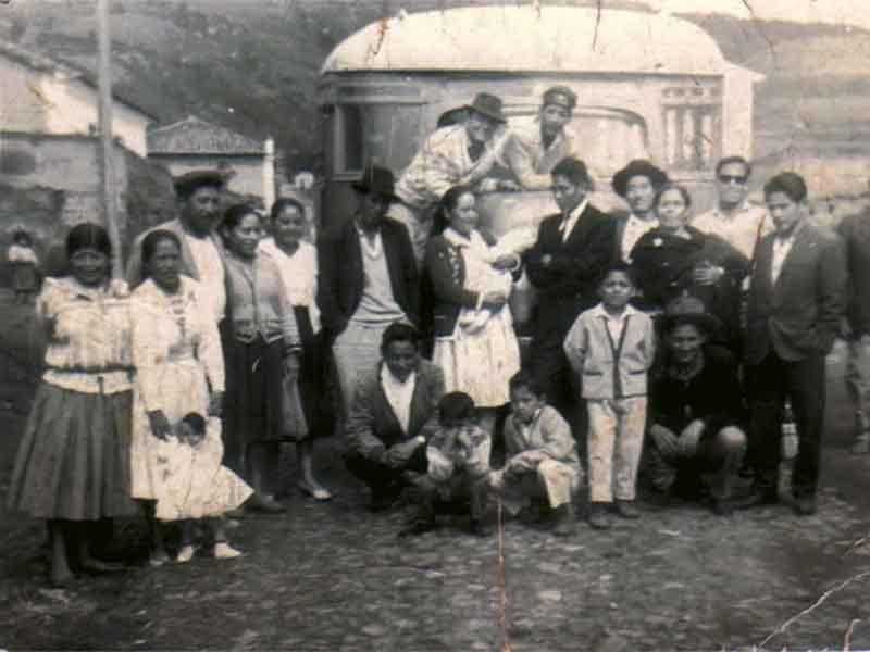 Historia Nayón