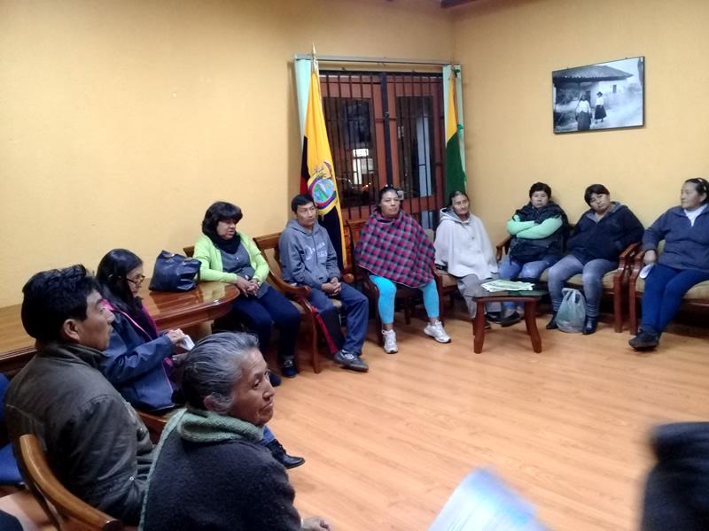 GAD Nayón - Apertura Calle A