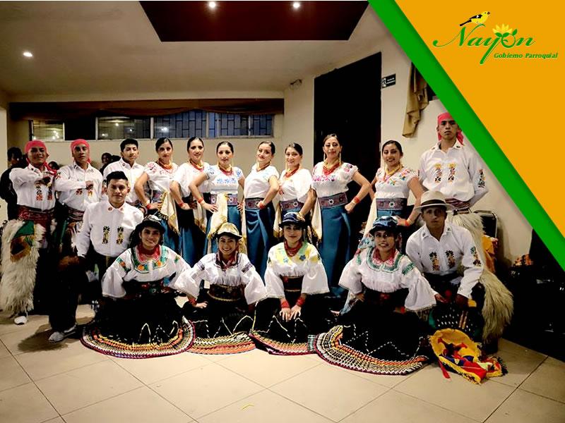 GAD Nayón junto a Gestores culturales de la Parroquia