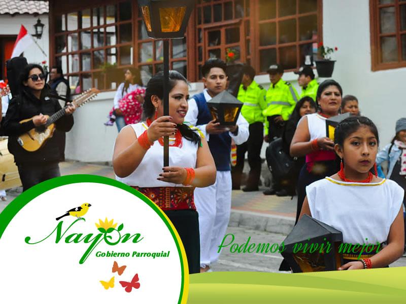 Ecuentro de las Culturas Nono 2019 - GAD Nayón