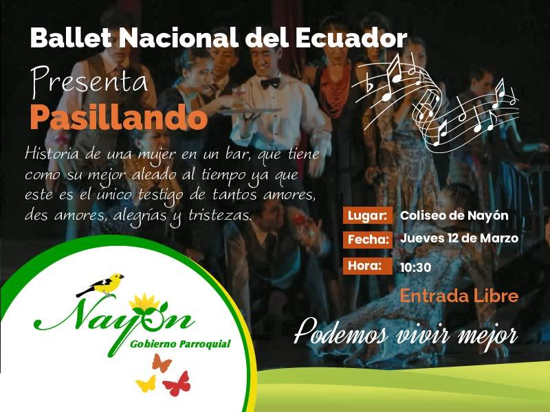 Ballet Nacional del Ecuador - GAD Nayón