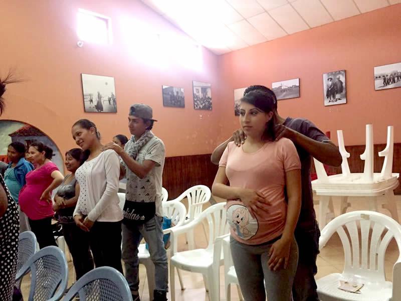 Programa Mujeres Embarazadas - GAD Nayón