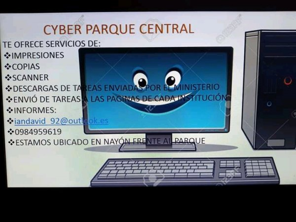 Cyber parque central