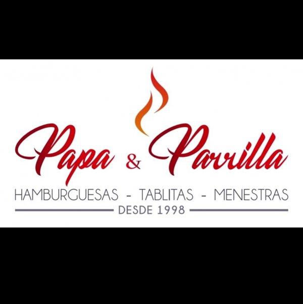 PAPA Y PARRILLA