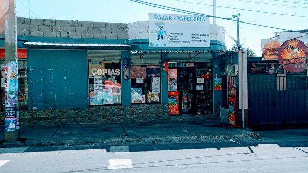 Bazar y papeleria El Copión