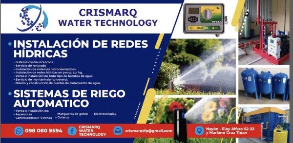CRISMARQ WATER TECHNOLOGY