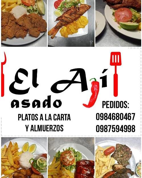 Restaurante Ají Asado