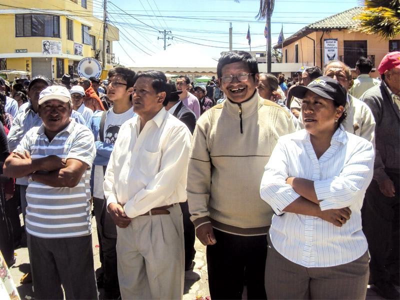 Población y Vivienda - Nayón