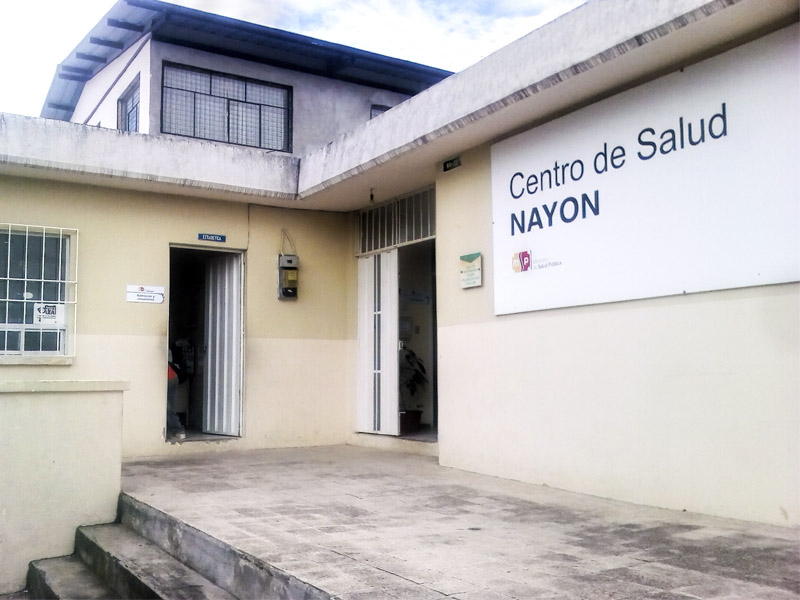 Salud - Nayón