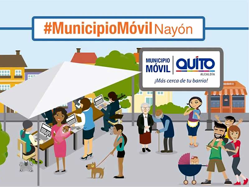 Municipio Móvil Nayón