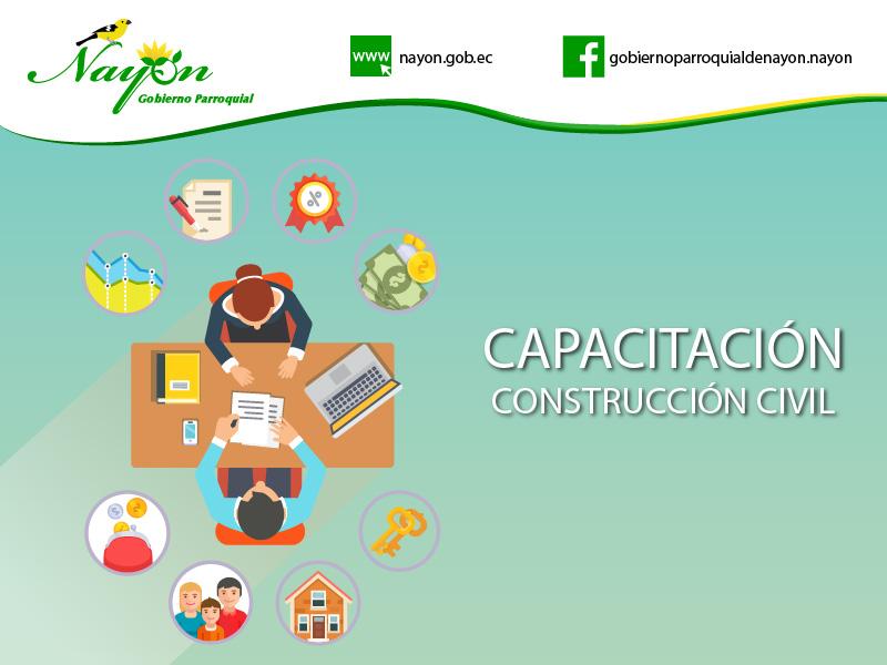 GAD Nayón - Capacitación Constrcucción Civil