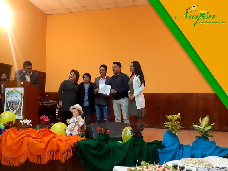 27 Años Centro Cultural Nayón