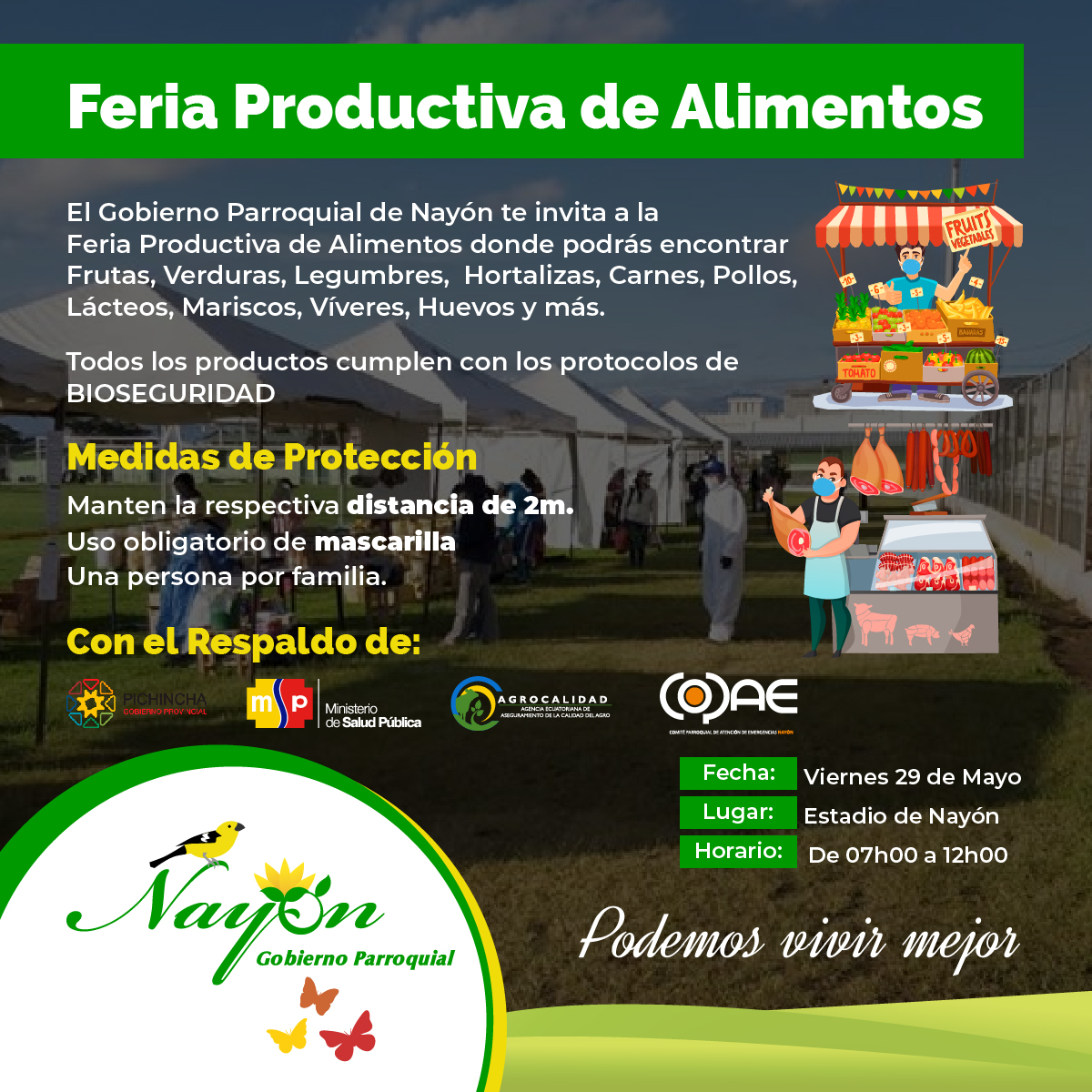 Feria de Alimentos