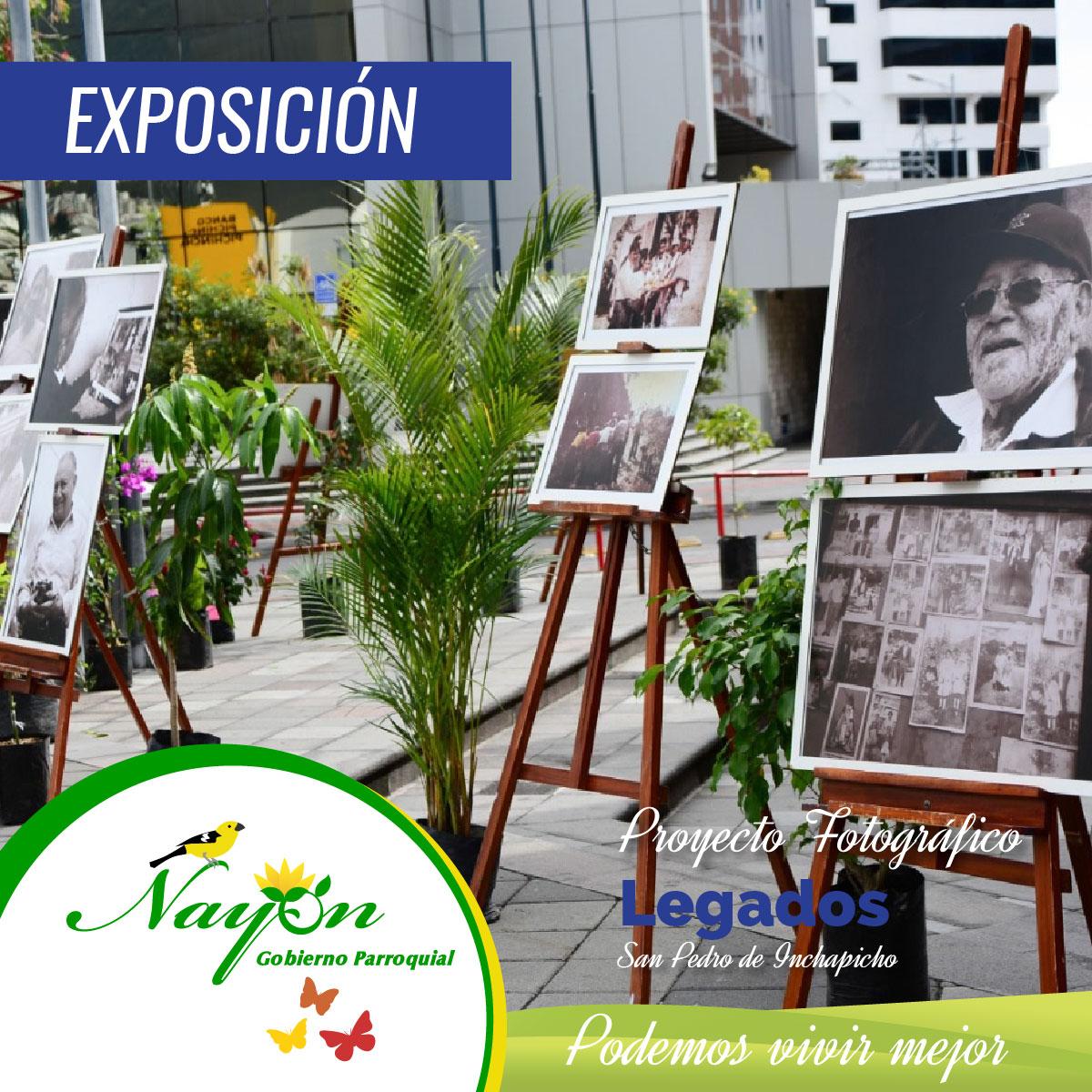 Exposición Legados