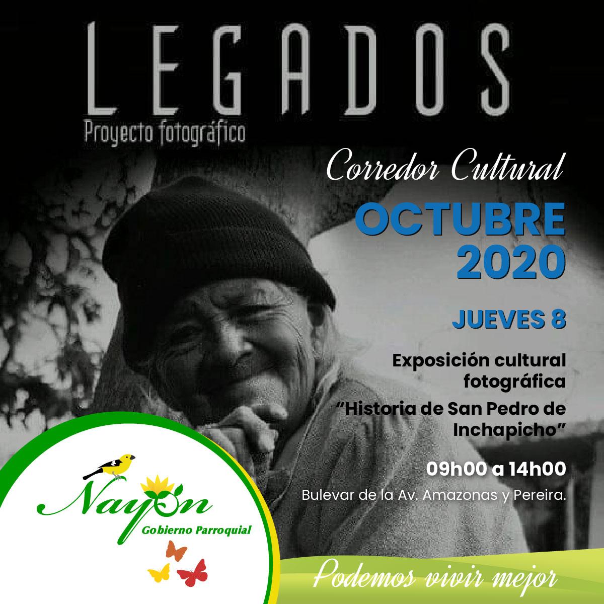 Exposición Fotográfica - San Pedro de Inchapicho