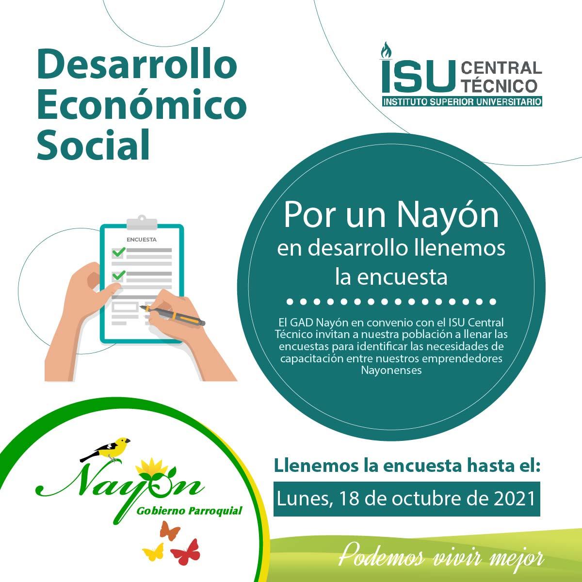 Proyecto de Desarrollo Económico Social