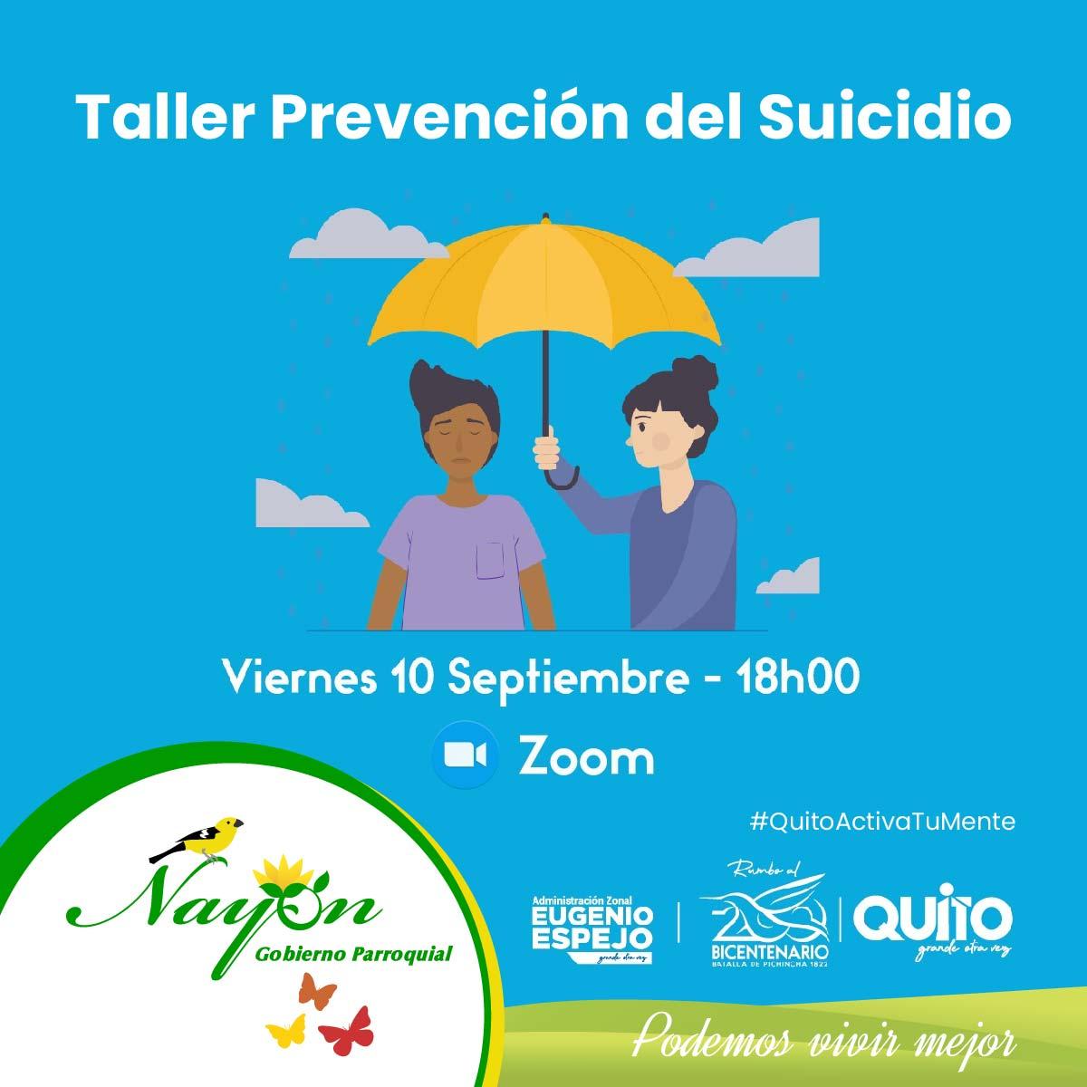 ¿Sabías que alguien en el mundo, muere cada 40 segundos a causa de suicidio?