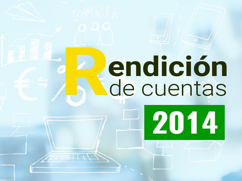 Rendición de Cuentas 2014 - Nayón
