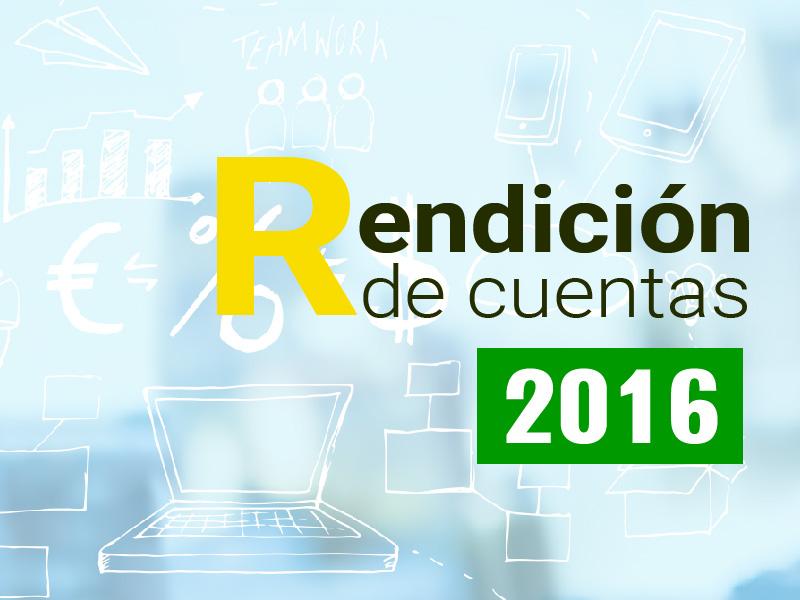 Rendición de Cuentas 2016 - Nayón