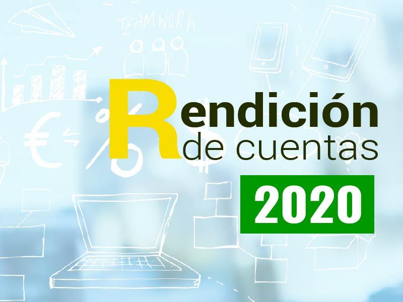 Rendicion de Cuentas 2021
