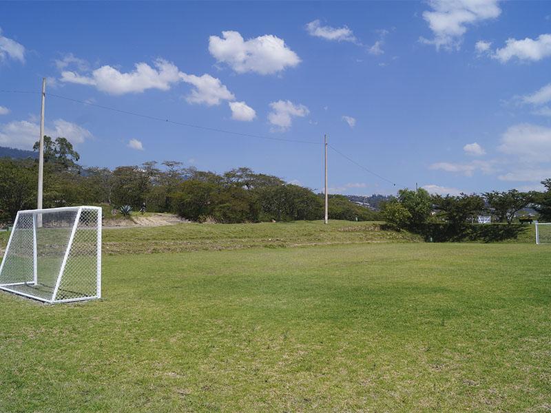 Canchas de Fútbol - Montearomo