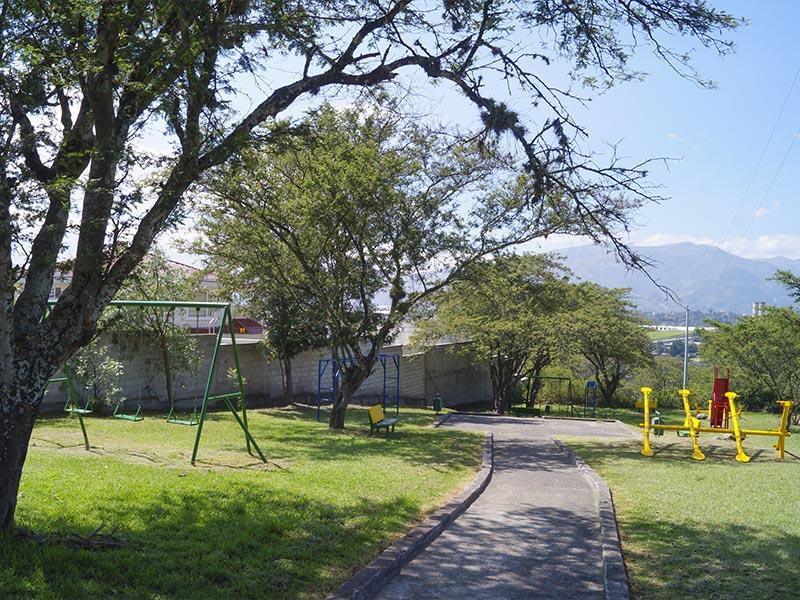 Juegos Infantiles - Monte Aromo